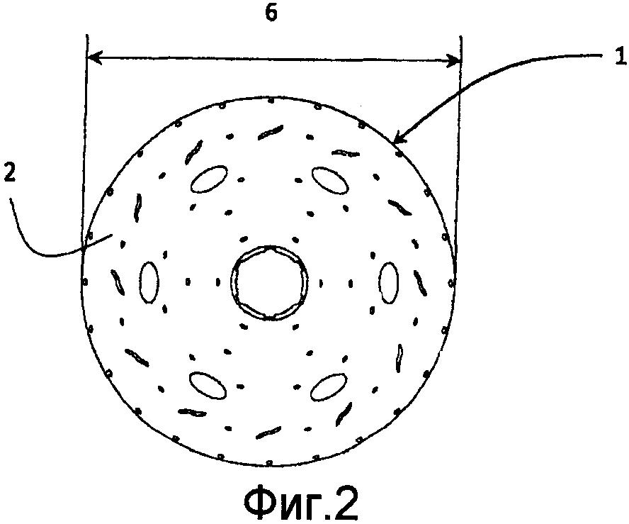 Разделительная тарелка для центробежного сепаратора и способ изготовления разделительной тарелки