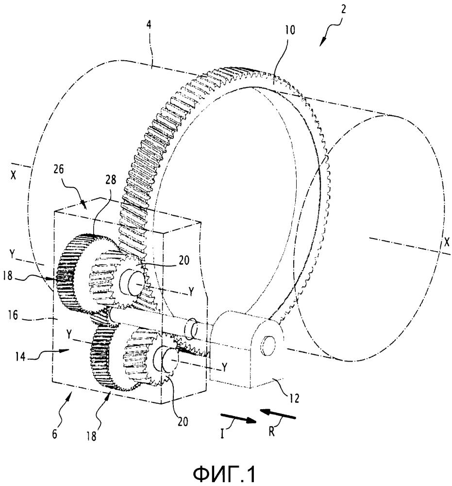 Приводное устройство и дробилка