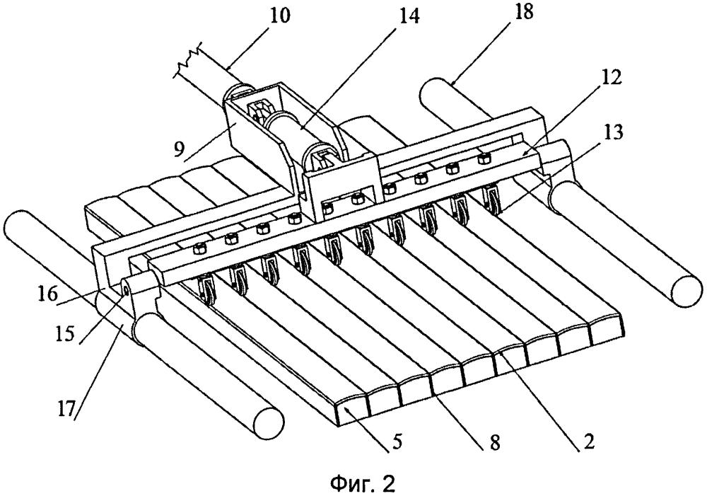 Устройство для термического формования изделий