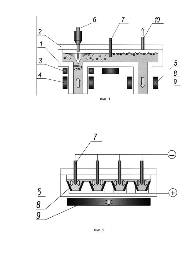 Способ вакуумной обработки алюминиевых сплавов и устройство для его осуществления