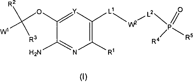 Содержащие фосфор соединения в качестве ингибиторов протеинкина3