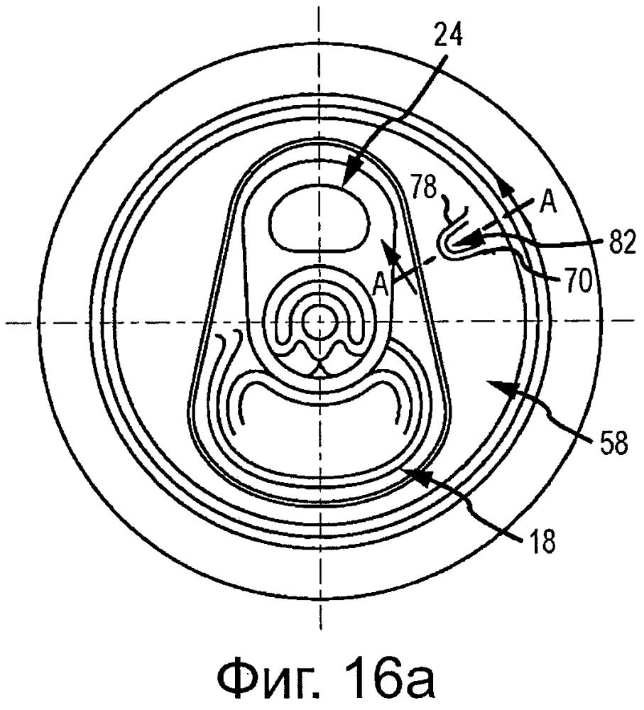Вентилируемая металлическая торцевая крышка ёмкости