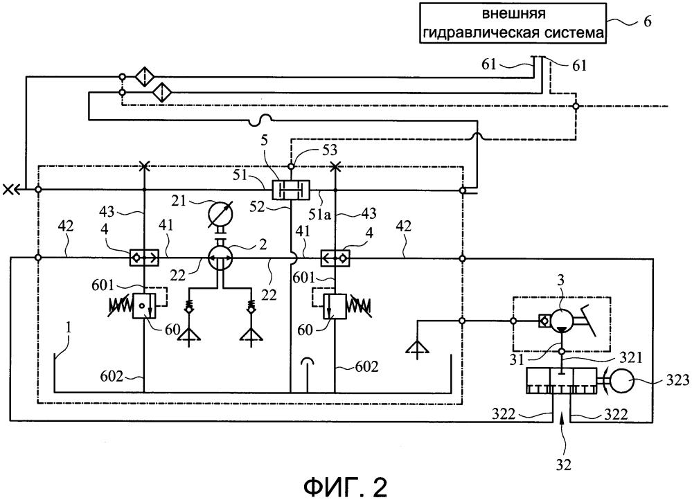 Комбинированная гидроэнергетическая система с двунаправленным выпуском