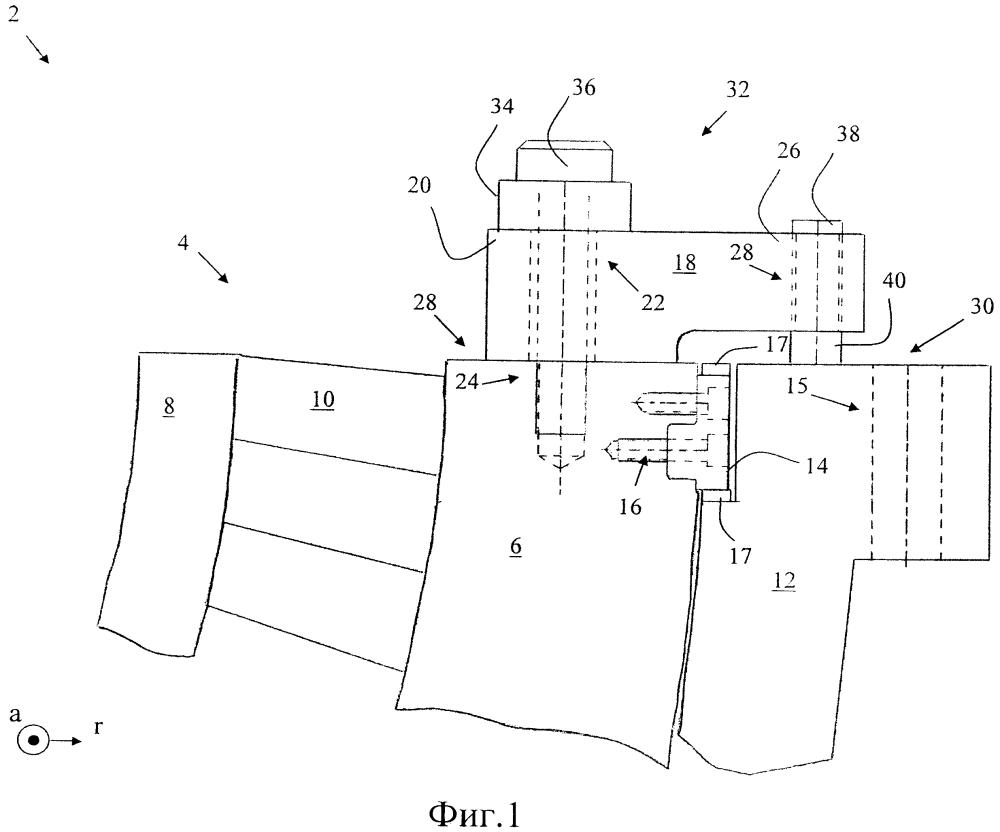 Выравнивающий элемент для сегмента диафрагмы турбины и выравнивающее устройство для сегмента диафрагмы турбины (варианты)