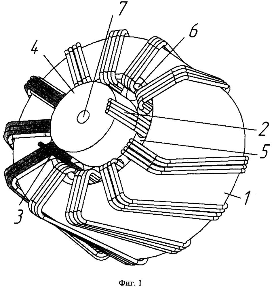Трансформатор с произвольным коэффициентом трансформации
