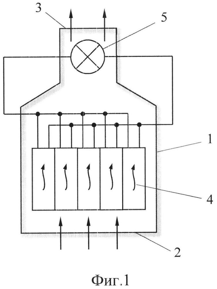 Рекомбинатор и способ рекомбинации водорода или метана и кислорода в газовой смеси