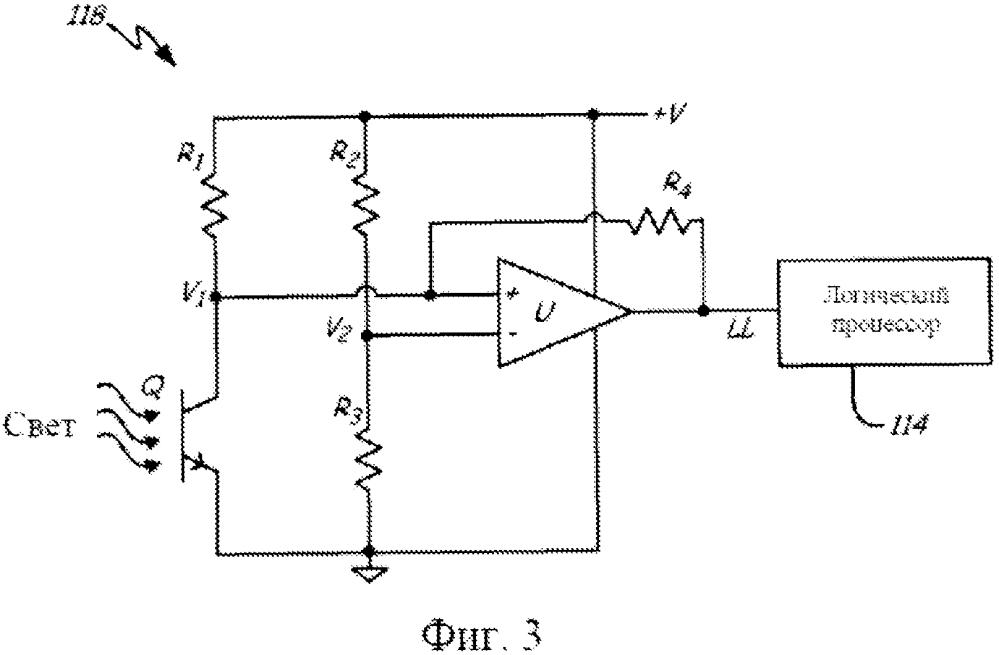 Технологическое устройство с запускаемым в соответствии с уровнем освещенности дисплеем