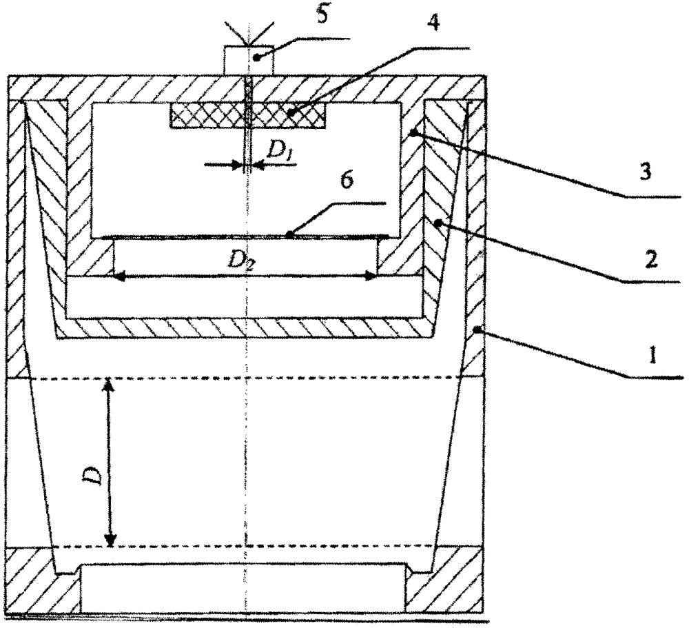 Устройство для аварийного перекрытия трубопроводов