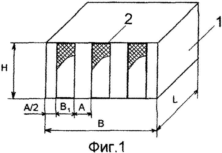 Пластинчатый глушитель шума с унифицированными пластинами