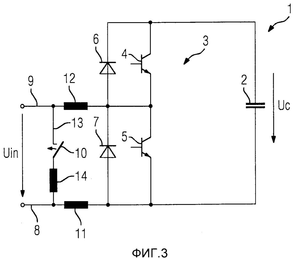 Подмодуль для модульного многоступенчатого преобразователя частоты