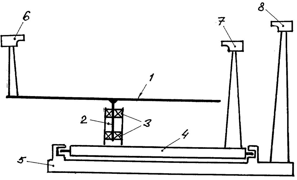 Способ получения визуальных эффектов на вращающемся столе для з-d съёмки и устройство для его осуществления