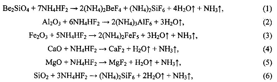 Способ получения металлического бериллия