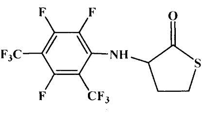 Контрастирующий агент для введения фтор-19 метки в белки, содержащие остатки лизина