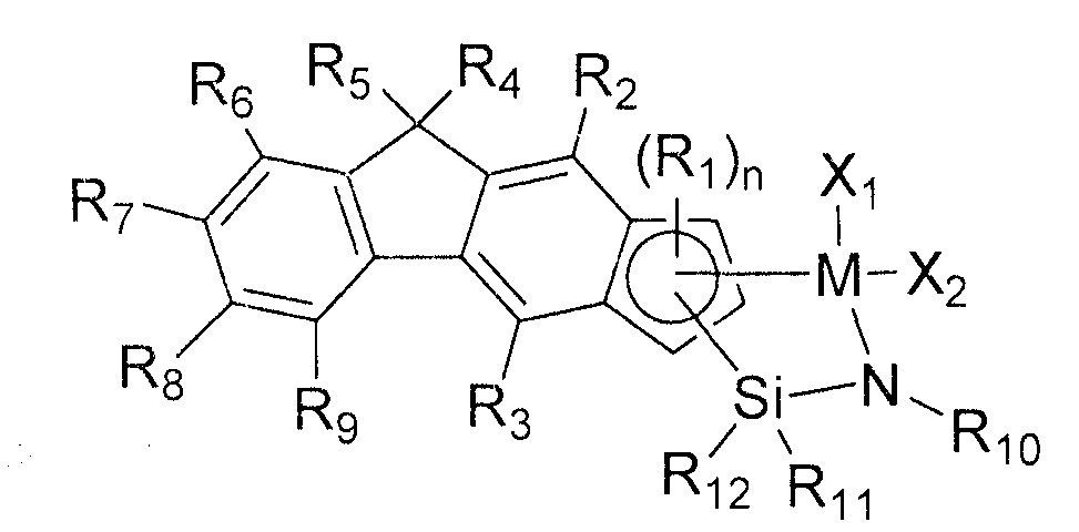 Способ получения сополимера этилен-α-олефиндиена
