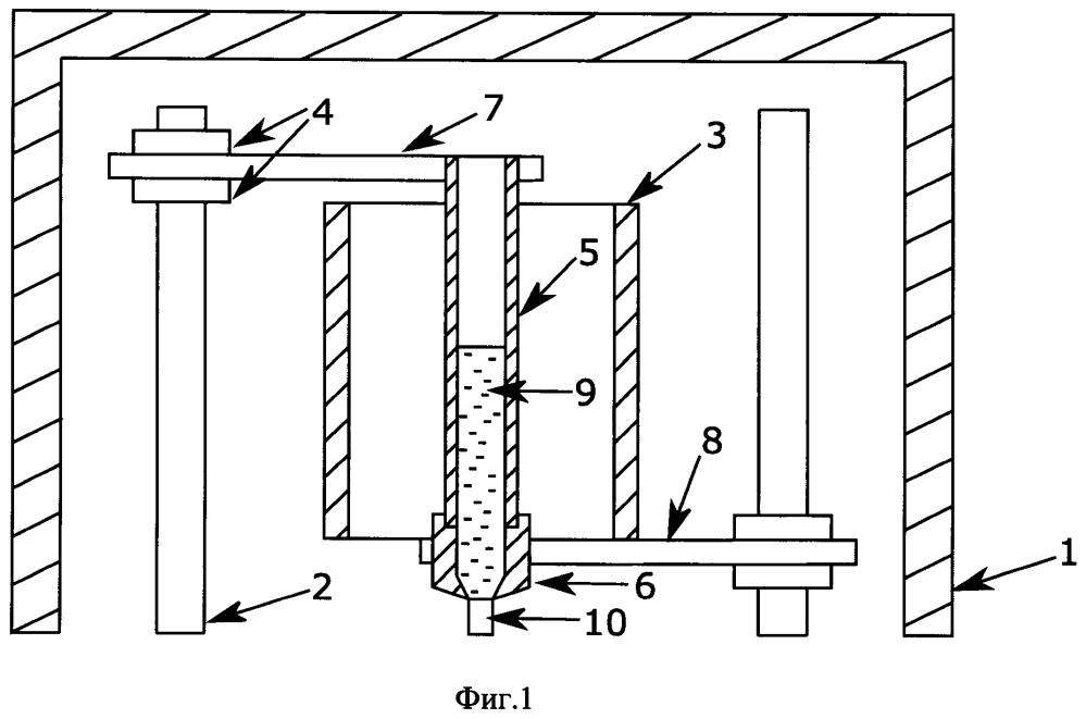 Устройство для выращивания монокристаллов фторидов и способ их получения