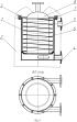 Аппарат для раздельного извлечения компонент газовой смеси