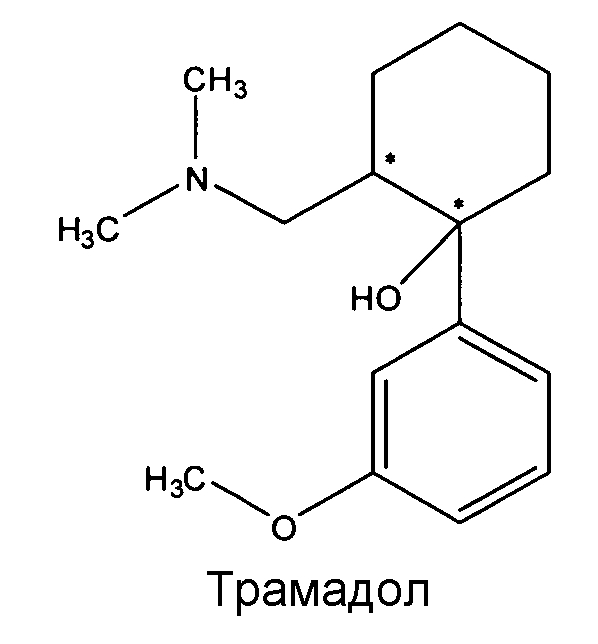 Сокристаллические формы трамадола и nsaid