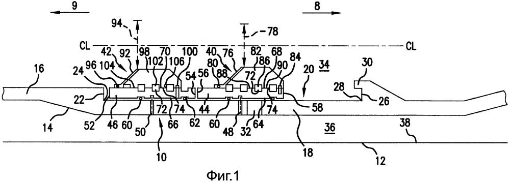 Забойная система клапанов с гильзовым затвором и способ ее применения