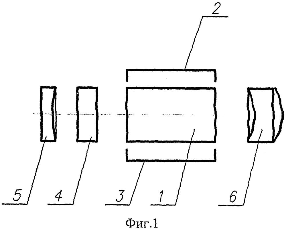 Устройство для частотного преобразования лазерного излучения на основе вынужденного комбинационного рассеяния
