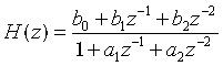 Многокаскадный iir-фильтр и распараллеленная фильтрация данных таковым
