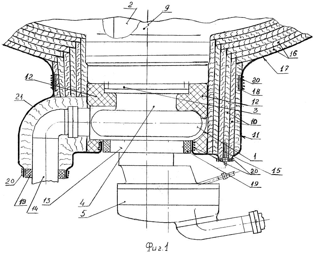 Теплоизоляция агрегатов двигательной установки космического объекта и способ ее монтажа