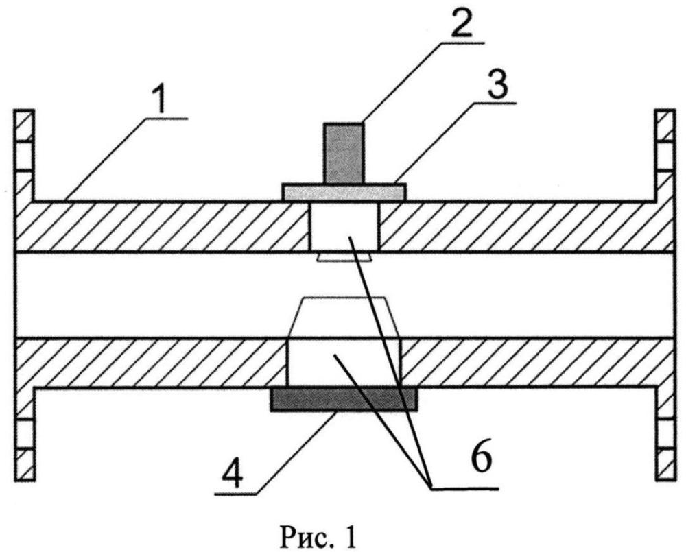 Способ определения параметров скважинного многокомпонентного потока и устройство для его осуществления