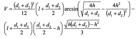 Способ определения оптимального объема однопортовой локальной витрэктомии