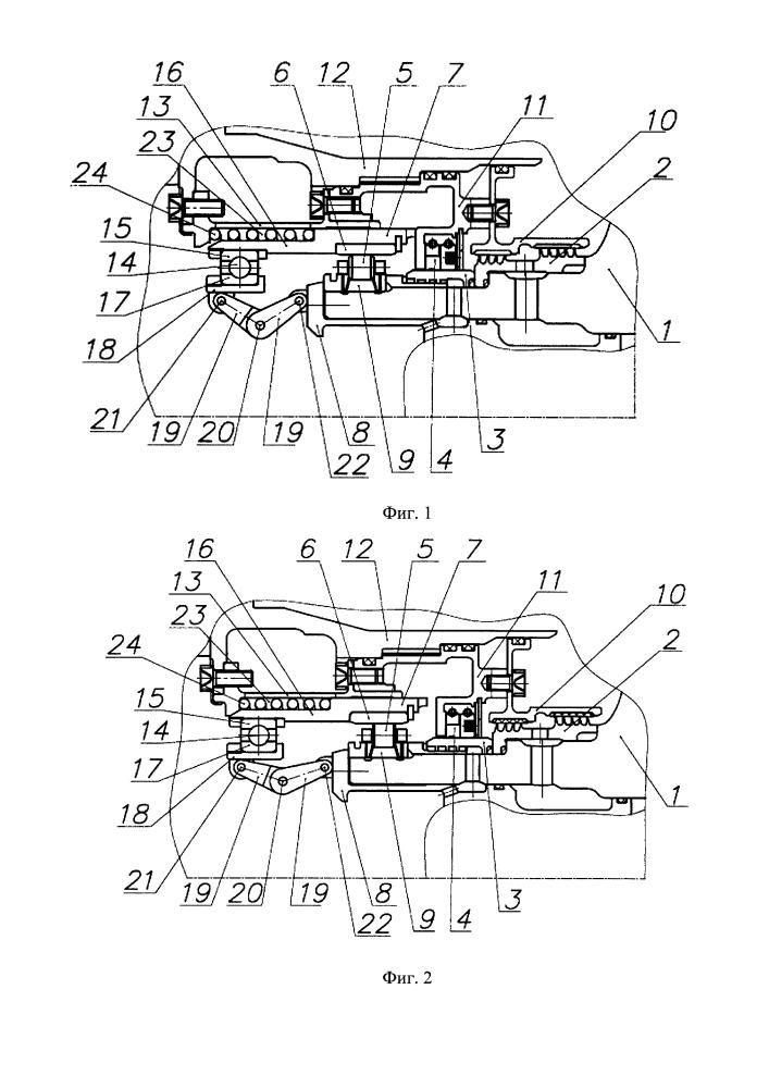Радиальная упруго-демпферная опора ротора турбомашины