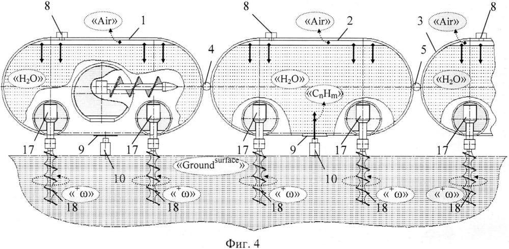Способ изготовления подводного аппарата для транспортировки углеводородов из донных месторождений морей и океанов (вариант русской логики - версия 2)