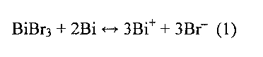 Оптическая среда на основе кристалла галогенида кадмия-цезия cscdbr3, содержащего примесные ионы одновалентного висмута, способная к широкополосной фотолюминесценции в ближнем ик диапазоне, и способ ее получения (варианты)