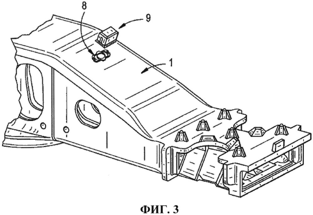 Встроенная система взвешивания железнодорожных товарных вагонов