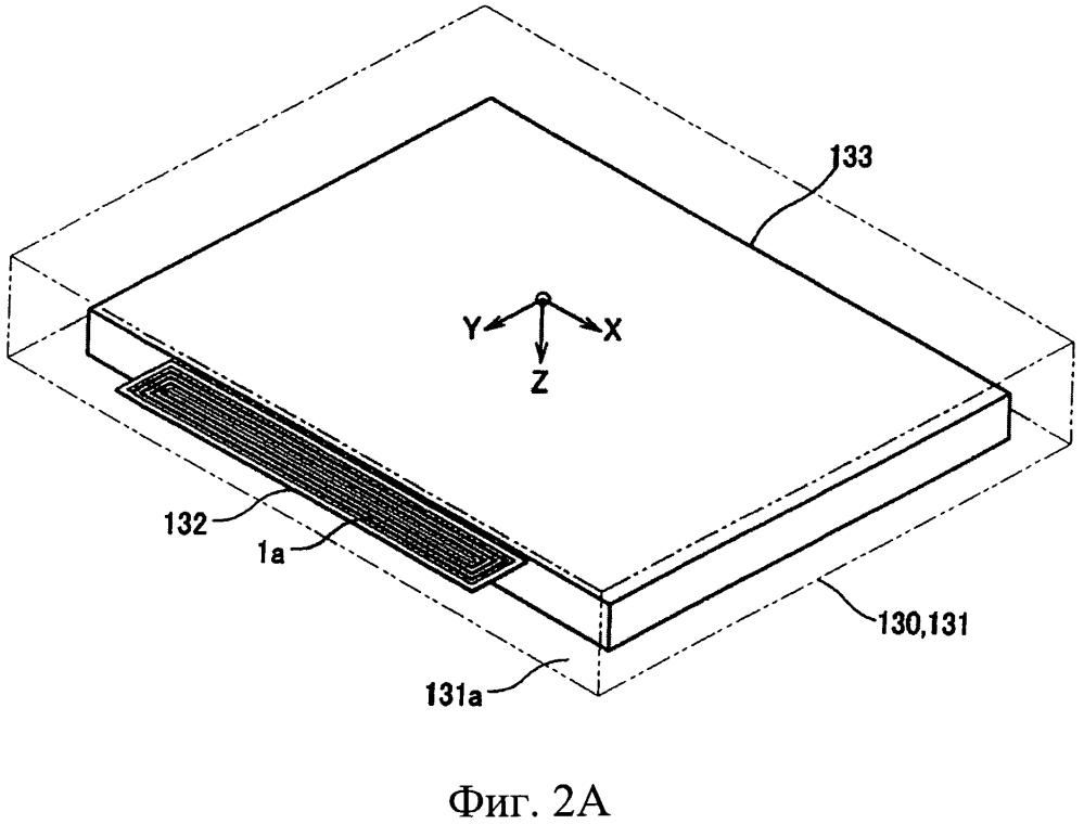 Антенное устройство и устройство связи