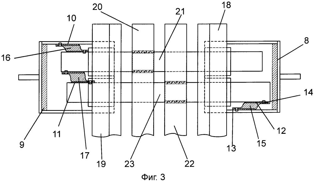 Саморегулирующая конструкция деформационного шва