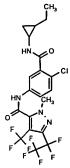 N-(3-карбамоилфенил)-1н-пиразол-5-карбоксамидные производные и их применение для борьбы с животными-вредителями
