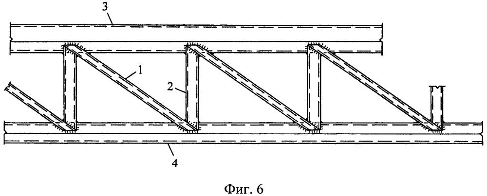 Способ изготовления решетчатых конструкций из трубчатых (гнутосварных) профилей