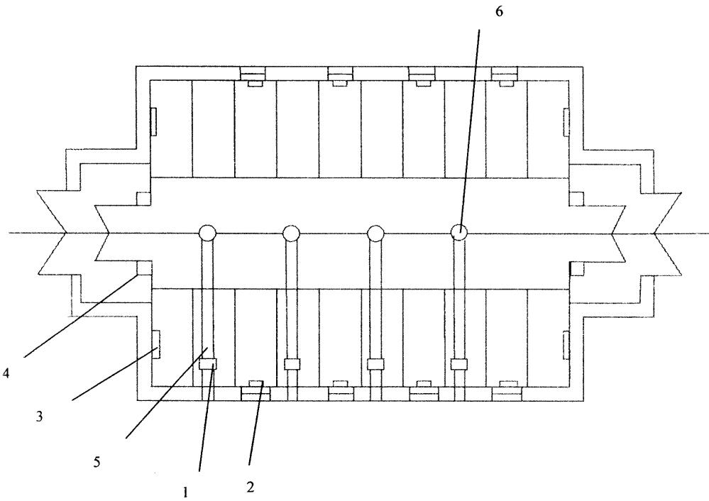 Децентрализованная отопительно-вентиляционная система для животноводческих помещений