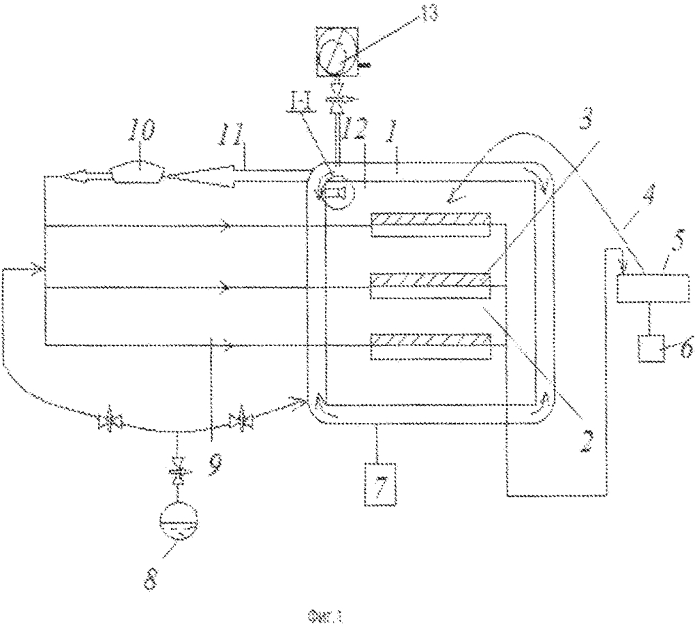 Способ и устройство теплоснабжения и регенерации тепловой энергии в вакуумной машине обезвоживания и сушки