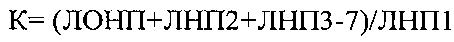Способ оценки атерогенности аполипопротеин в-содержащих липопротеинов