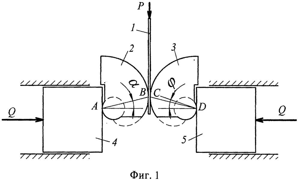 Распорный кулачковый механизм