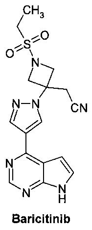 {3-[(7h-пирроло[2,3-d]пиримидин-4-ил)азолил]азетидин-3-ил}ацетонитрилы в качестве ингибиторов янус киназ