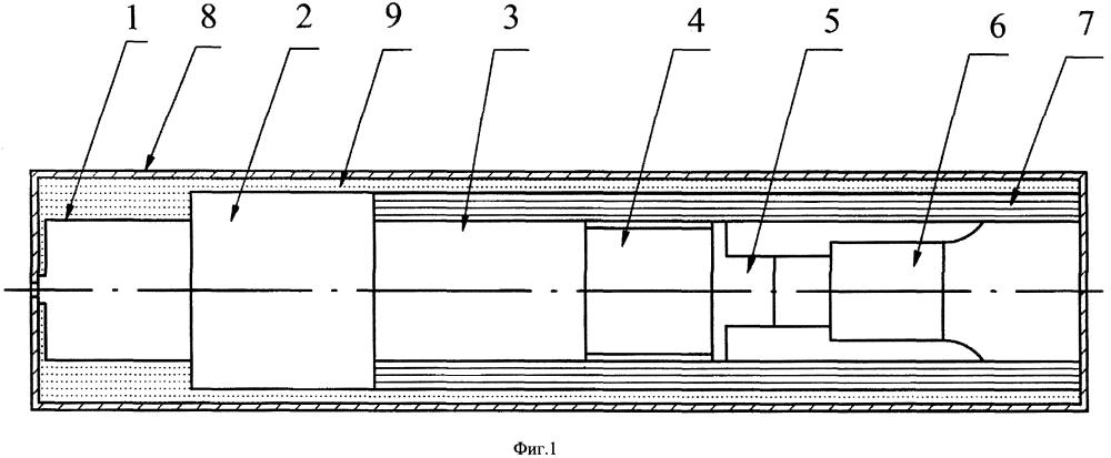 Каскадный умножитель блока излучателя нейтронов