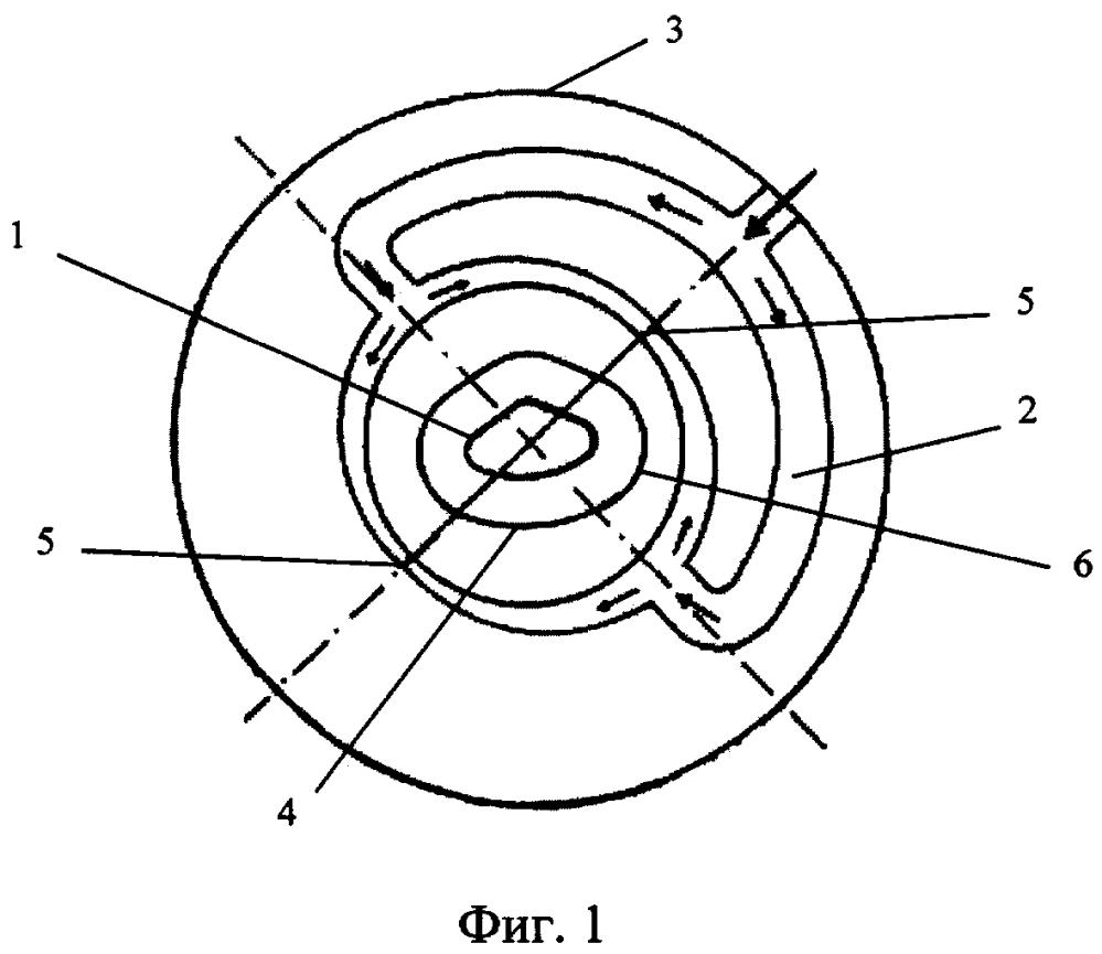 Способ наложения изоляции при изготовлении кабеля с токопроводящей жилой секторной формы