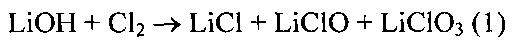 Способ каталитического разложения гипохлорит-иона