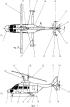 Беспилотный преобразуемый скоростной вертолет