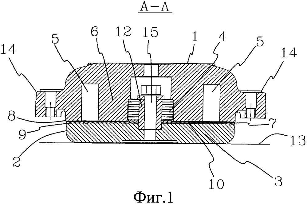 Электромагнитный тормоз, тормоз и способ изготовления тормоза