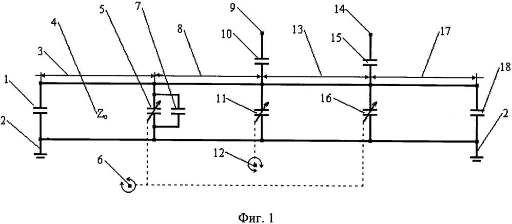 Способ настройки высокочастотного резонатора на резонансные частоты с заданной кратностью