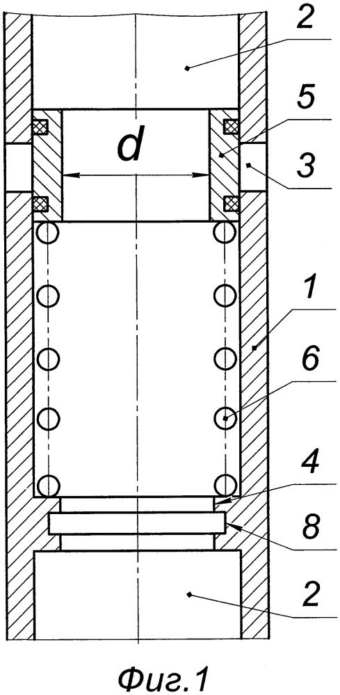 Устройство для раздельной закачки жидкости в два пласта