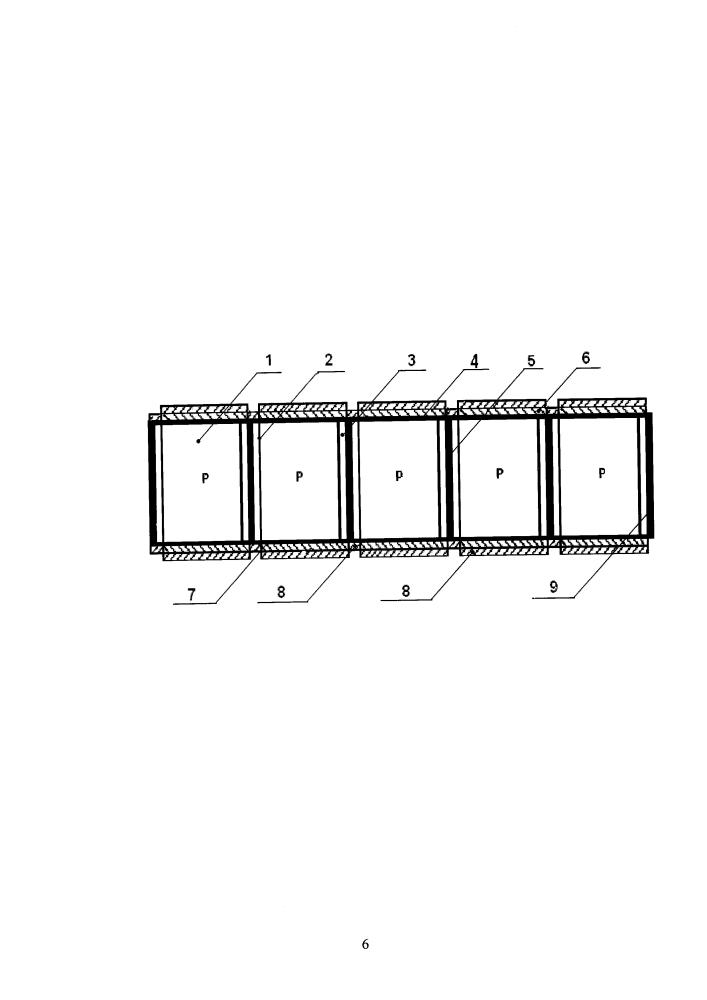 Кремниевый двухсторонний солнечный элемент и способ его изготовления