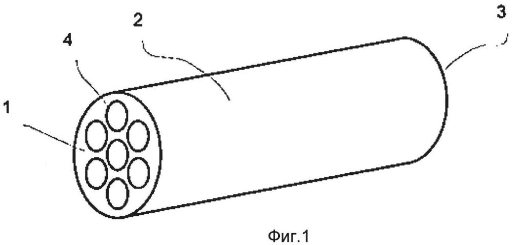 Сапфировый терагерцовый фотонно-кристаллический волновод
