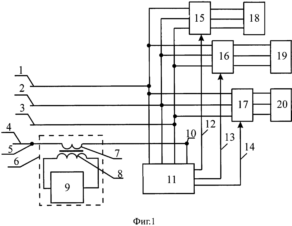 Способ управления электропотребителями по силовой сети